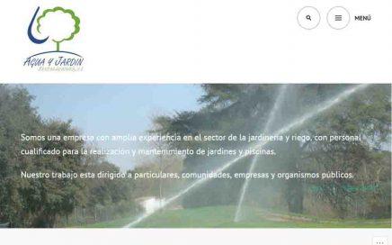 Clientes flipaz.es - Agua y Jardín