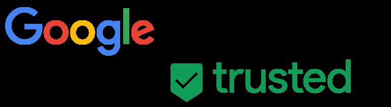 Logotipos de Google Street View Trusted (Fotógrafos de Confianza)