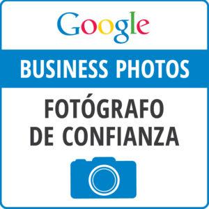 Sello como Fotógrafos de Confianza de Google